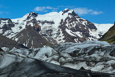 Photograph - Vatnajokull National Park by Stuart Gordon