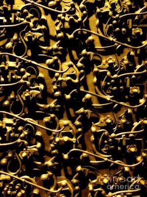 Photograph - Vault Door by Judi Bagwell
