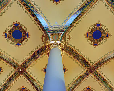 Photograph - Vaulted Elegance by Nikolyn McDonald