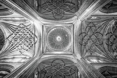 Photograph - Vaults Of Segovia by David Cote