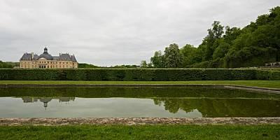 Photograph - Vaux-le-vicomte by Stephen Taylor