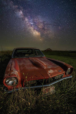 Photograph - Vega by Aaron J Groen