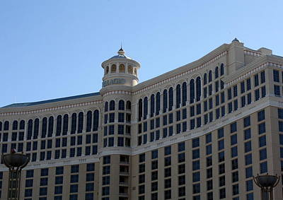 Photograph - Vegas Bellagio by David Nicholls