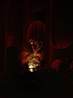 Photograph - Vegas Cirque Du Soleil Zarkana by Marianne Campolongo