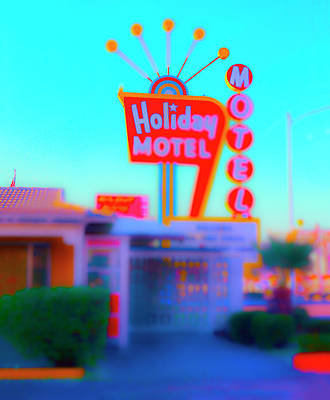 Photograph - Vegas Holiday by Jan W Faul