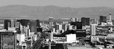 Photograph - Vegas Pano by David Lee Thompson