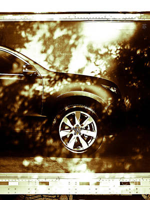 Photograph - Vehicle No. 10 by Fei A