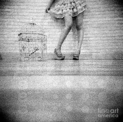 Photograph - Veil #135 by Andrey Godyaykin