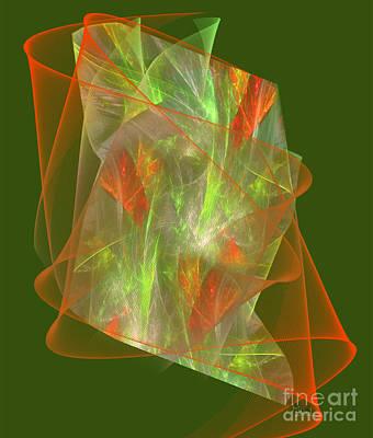 Digital Art - Veiled Option  by Giada Rossi