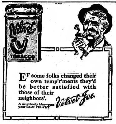 Photograph - Velvet Tobacco by Robert Rhoads