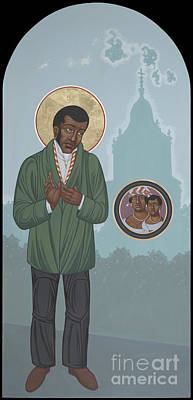 Painting - Venerable Pierre Toussaint 262 by William Hart McNichols