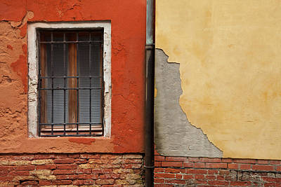 Photograph - Venetian Colors 1 by Art Ferrier