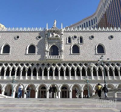 Photograph - Venetian  by David Bearden