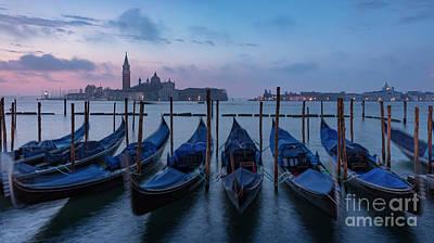 Photograph - Venetian Dawn by Brian Jannsen