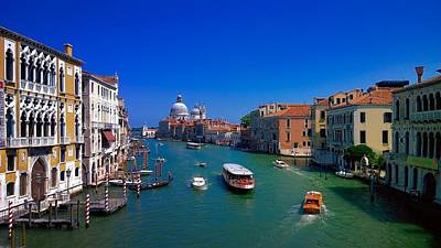 Photograph - Venetian Highway by Anne Kotan