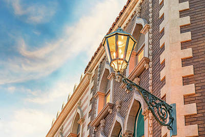 Photograph - Venetian Sky by Framing Places