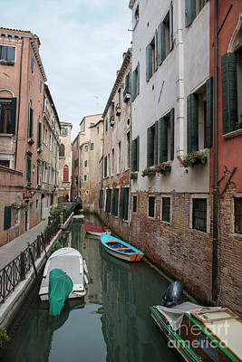 Photograph - Venetian View II by Yuri Santin