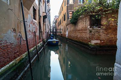 Photograph - Venetian View IIi by Yuri Santin