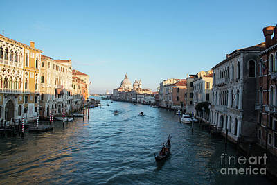Photograph - Venetian View  by Yuri Santin