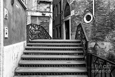 Photograph - Venezia Architecture by John Rizzuto