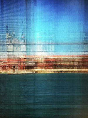 Digitalized Photograph - Venezia by Brant Gordon