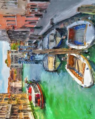 Photograph - Venezia. Cannaregio by Juan Carlos Ferro Duque
