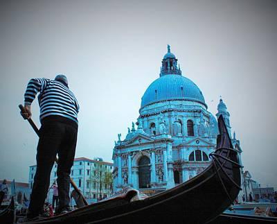 Photograph - Venezia by Marcia Breznay