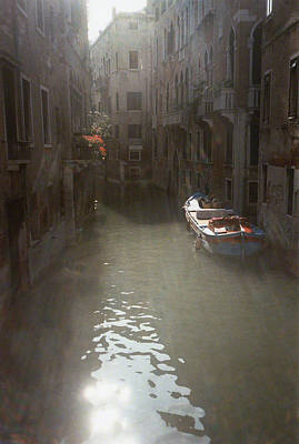 Photograph - Venezia by Maria Reverberi