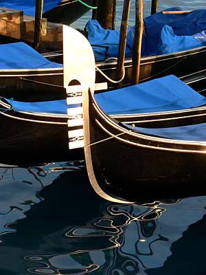 Venice-1 Art Print by Valeriy Mavlo