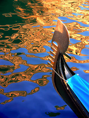 Venice-10 Art Print by Valeriy Mavlo