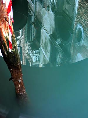 Fotography Digital Art - Venice-11 by Valeriy Mavlo