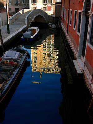 Venice-13 Art Print by Valeriy Mavlo