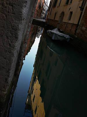 Fotography Digital Art - Venice-14 by Valeriy Mavlo