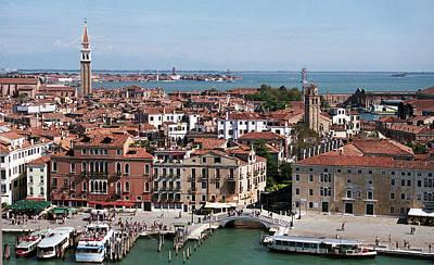 Venice 2 Original by Terence Davis