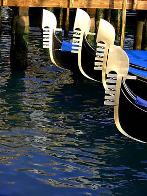 Photograph - Venice-2 by Valeriy Mavlo