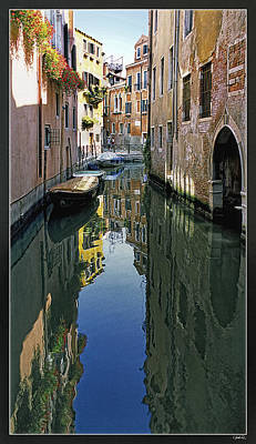 Venice 26 Art Print by Victor Yekelchik