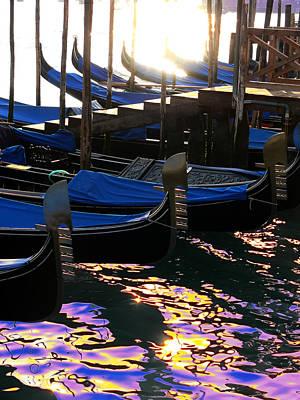 Fotography Digital Art - Venice-7 by Valeriy Mavlo