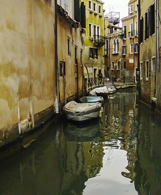 Venice Backroad Art Print