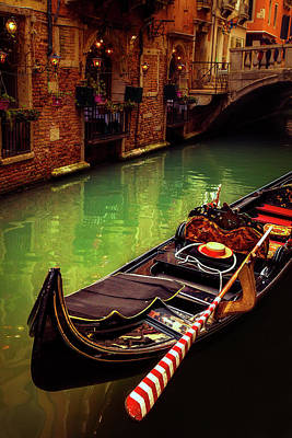 Photograph - Venice Breaktime by Andrew Soundarajan