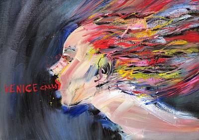 Painting - Venice Calls by Fabrizio Cassetta