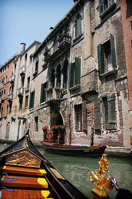 Caravaggio - Venice Canal 5 by The Ecotone