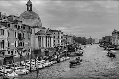 Photograph - Venice Canale Di Cannaregio by Georgia Fowler