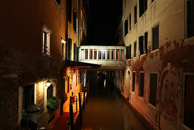 Photograph - Venice Canals 11 by Andrew Fare