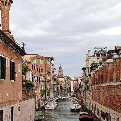 Photograph - Venice Canals 22 by Andrew Fare