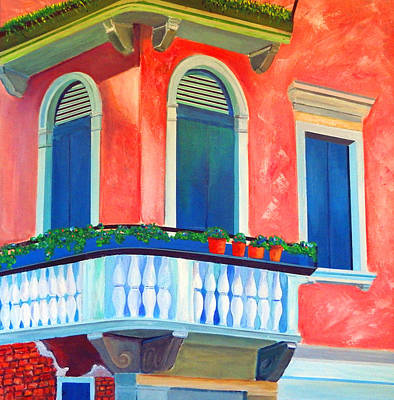 Painting - Venice Charm by JoeRay Kelley
