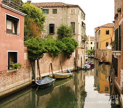 Wall Art - Photograph - Venice by Christine Mlynarchuk