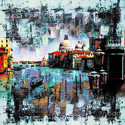 Venice City Jhu Original