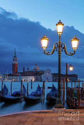 Photograph - Venice Dawn V by Brian Jannsen
