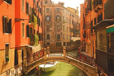 Photograph - Venice Dream by Denise Darby