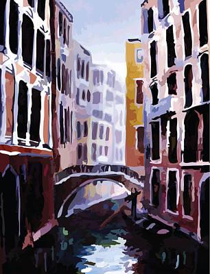 Venice Dream Original by Philip Brown